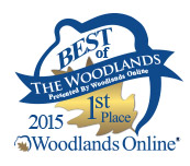 Wright's Printing won first place in Best of The Woodlands